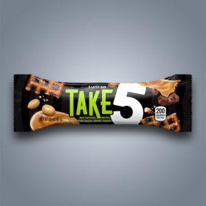 hersheys barretta al cioccolato take 5