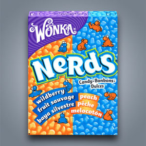 caramelle wonka nerds peach wildberry