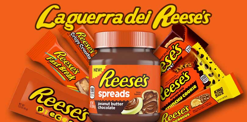 Banner Reese's