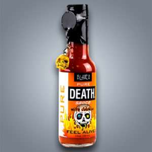 Blair's Pure Death, salsa ultra piccante