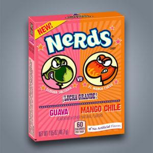 caramelle americane nerds guava mango chile