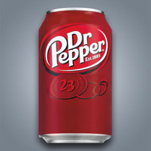 Dr Pepper originale americana introvabile in Italia