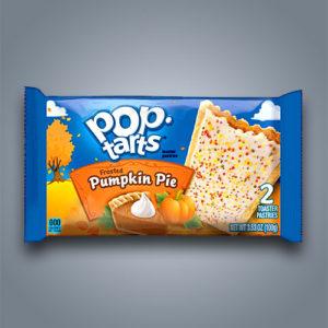 Pop Tarts gusto pumpkin pie, torta di zucca