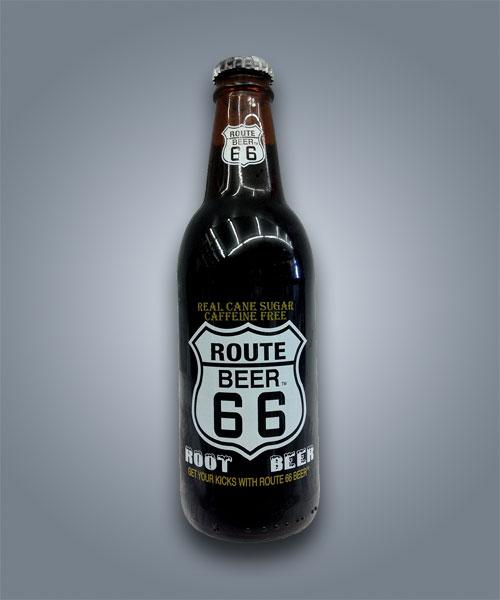 Root Beer Route 66 Sodas