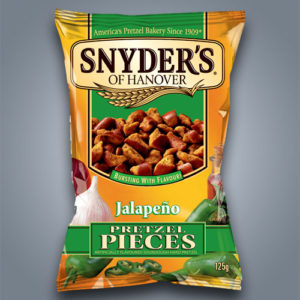 snyders salatini pretzel gusto jalapeno