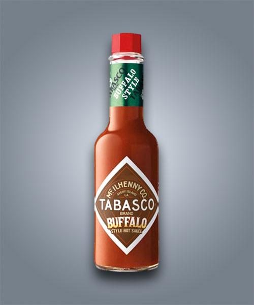 Salsa piccante Tabasco Buffalo Style