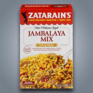 Zatarain's riso jambalaya mix