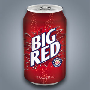 Big Red Soda, introvabile cream soda americana