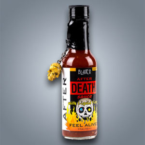 Blair's After Death Sauce, salsa ultra piccante al peperoncino Chipotle