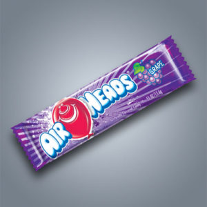 Caramelle Airheads Grape gusto uva