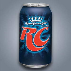 RC Cola Soda