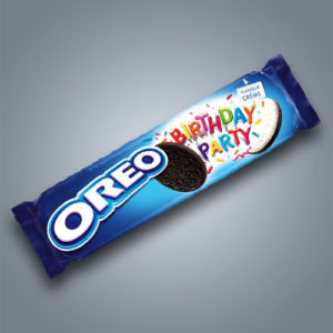 Oreo Birthday Party gusto torta di compleanno