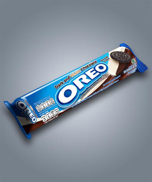Oreo Dark & White Chocolate, bigusto cioccolato fondente e cioccolato bianco