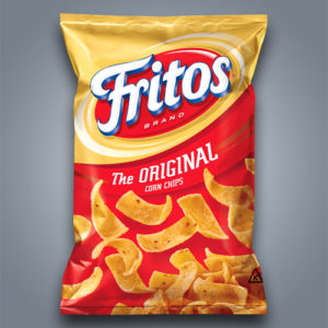Patatine di Mais Fritos Corn Chips