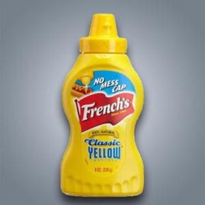 Senape gialla French's Classic Yellow Mustard