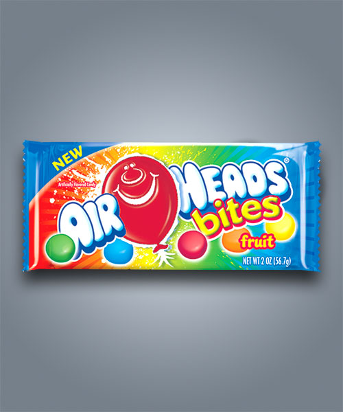 Caramelle gommose Airheads Bites Fruit