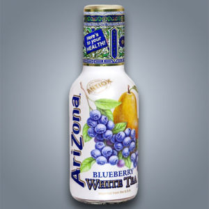 Arizona Blueberry White Tea, tè bianco al mirtillo