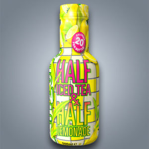 Arizona Half Iced Tea & Half Lemonade, bevanda di tè freddo e limonata