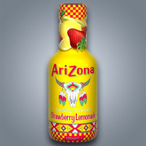 Arizona Strawberry Lemonade, limonata alla fragola