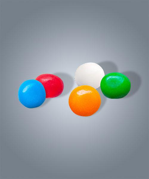 Caramelle Airheads Bites Fruit, caramelline gommose ai gusti frutta