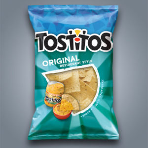 Tostitos Original Restaurant Style, patatine di mais