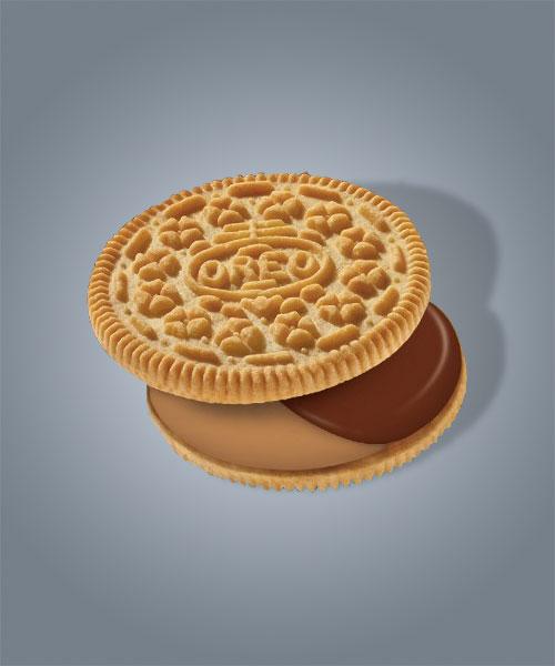 Biscotti Oreo Chocolate Peanut Butter Pie
