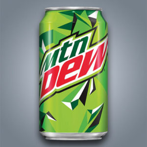 Mountain Dew Soda americana originale