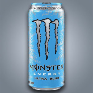 Monster Ultra Blue Energy Drink