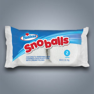 Merendine Hostess Snow Balls