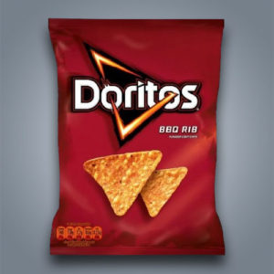 Patatine Doritos gusto barbecue