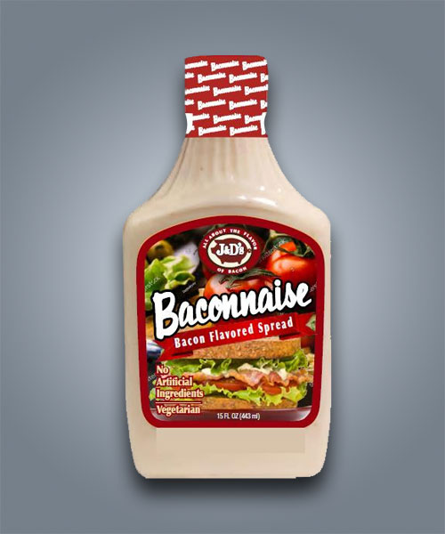 J&D Baconnaise, maionese al bacon