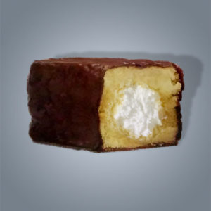 Twinkies Fudge Covered, ricoperta di cioccolato