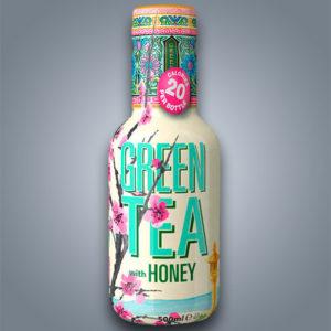Tè verde con miele Arizona