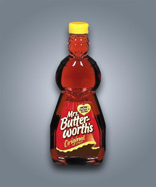 Mrs. Butterworths sciroppo per pancake