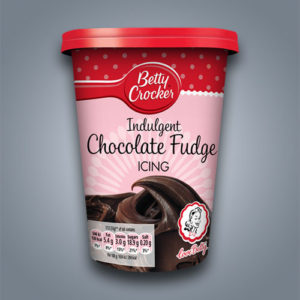 Glassa al cioccolato fondente Betty Crocker