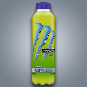 Monster Hydro Mean Green, bevanda energetica limone e lime