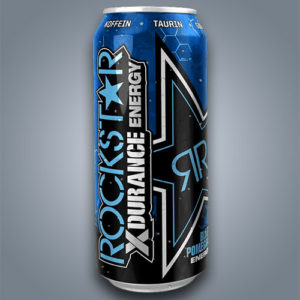 Rockstar Xdurance Energy Blueberry Pomegranate Acai