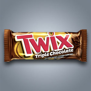 Twix Triple Chocolate al triplo cioccolato