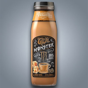 Caffé Monster Salted Caramel Energy Coffee
