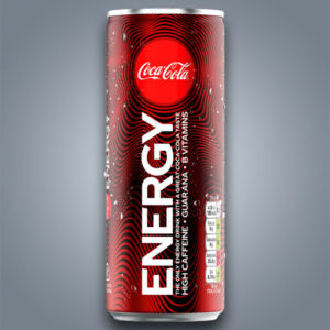 Coca Cola Energy Drink