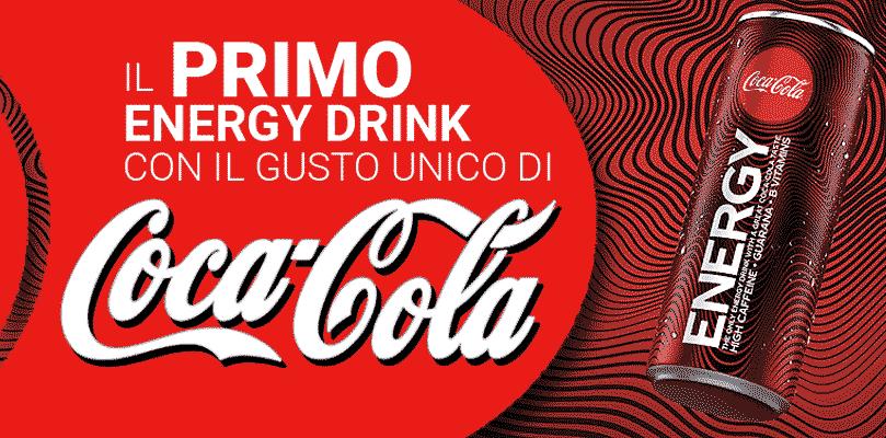 Energy Coca Cola