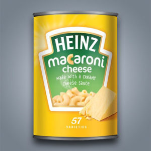Mac and Cheese Heinz