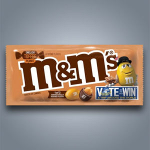 M&M's English Toffee Peanut