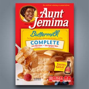 Aunt Jemima preparato completo per pancake e waffle con latticello