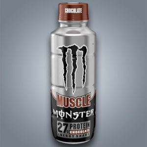 Muscle Monster Chocolate Energy Shake