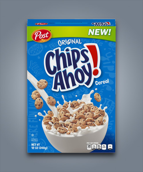 Cereali Post Chips Ahoy