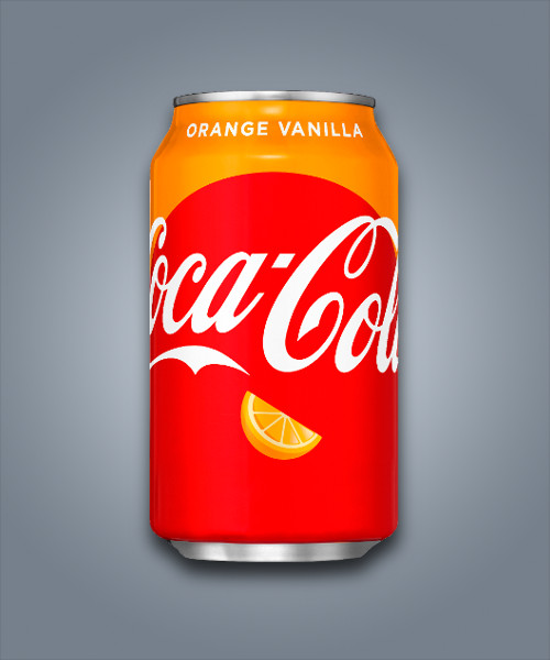 buy popular 3b81d 442da Coca Cola Orange Vanilla