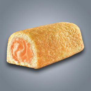 Twinkies Orange Creme Pop, gusto ghiacciolo all'arancia